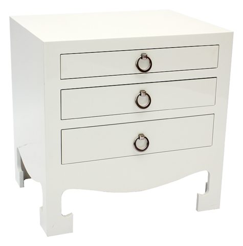 Canute Bedside Table