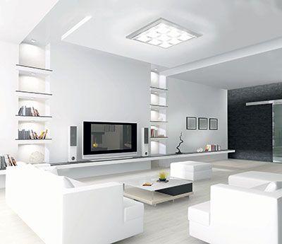 Plafonnier Domino Grossmann E Luminaire Eclairage Design Cheminee Electrique Moderne Cheminee Moderne Modeles De Cheminee