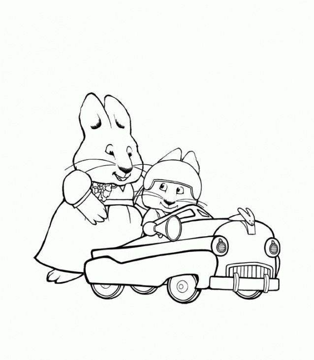 Max And Ruby Coloring Page To Print Out | Nick Jr. Coloring Pages ...