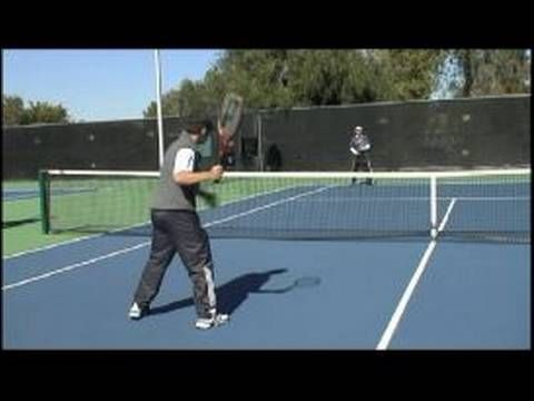 Tennis Doubles Strategy Shot Selection For Net Player In Doubles Tennis Tennis Doubles Tennis Tennis Lessons