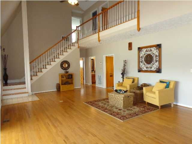 Search Viewer Hgtv Stairs In Kitchen Stairs In Living Room Open Concept Kitchen Living Room