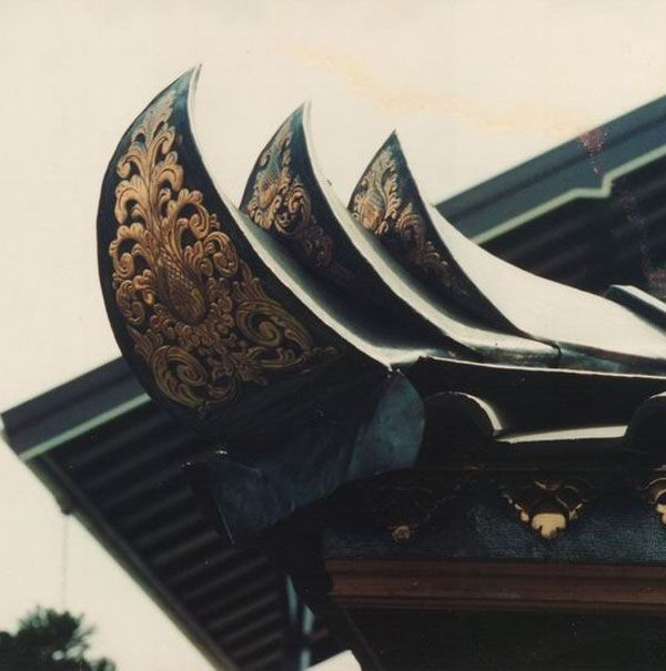 Joglo, Javanese Traditional Home Architecture