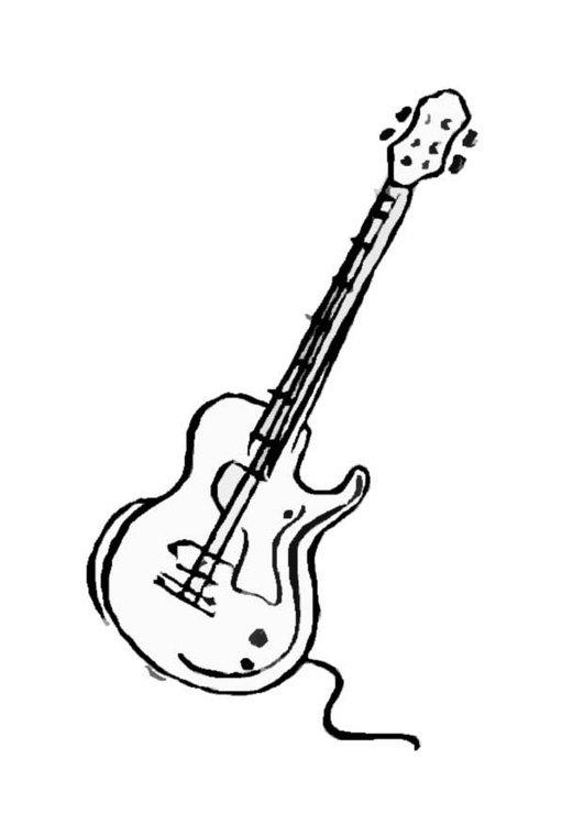 malvorlagen instrumente in english  kinder zeichnen und