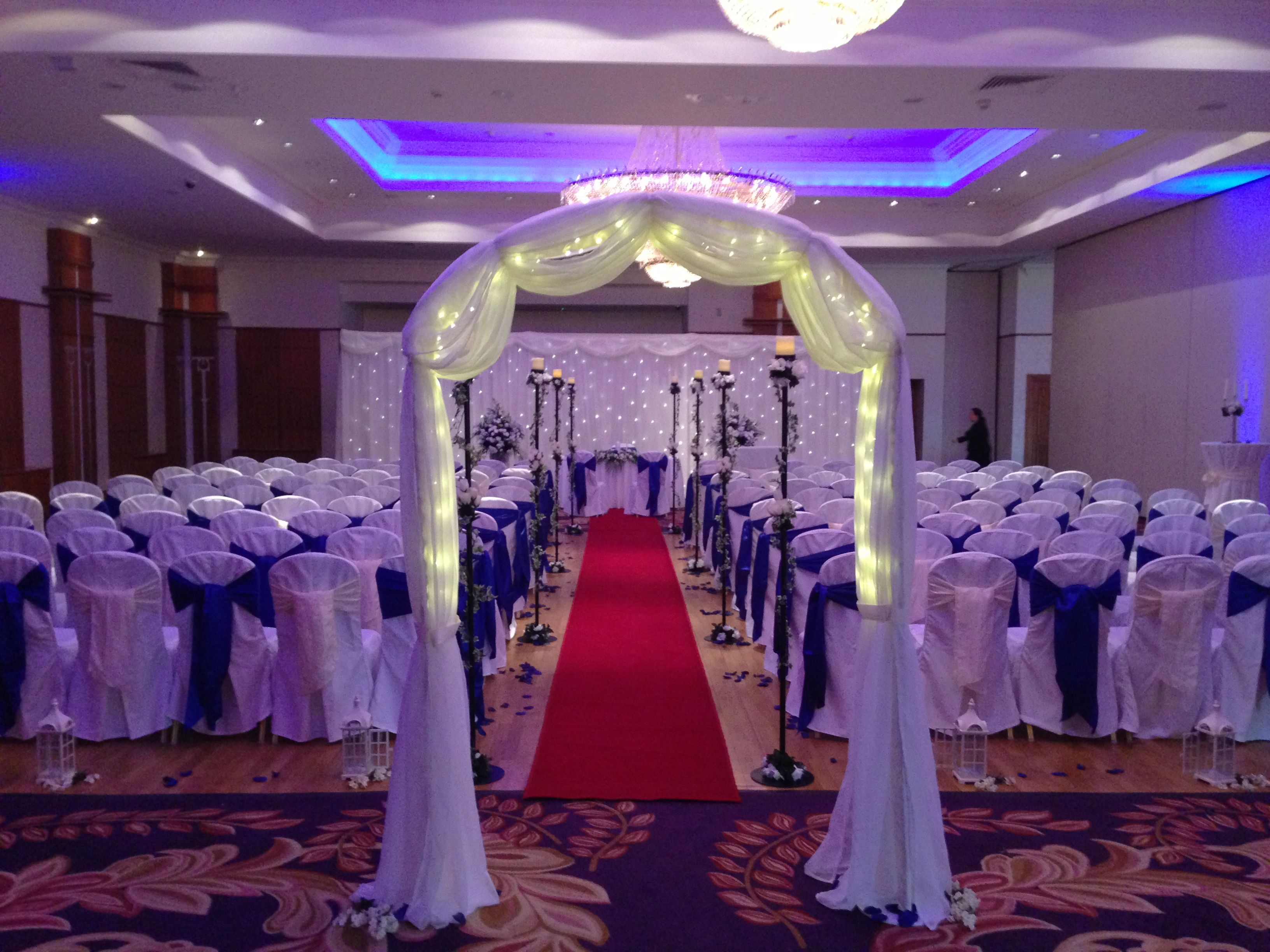 Civil Wedding Decoration Ideas: Civil Ceremonies In Hotels Are A Great Idea, But They Need