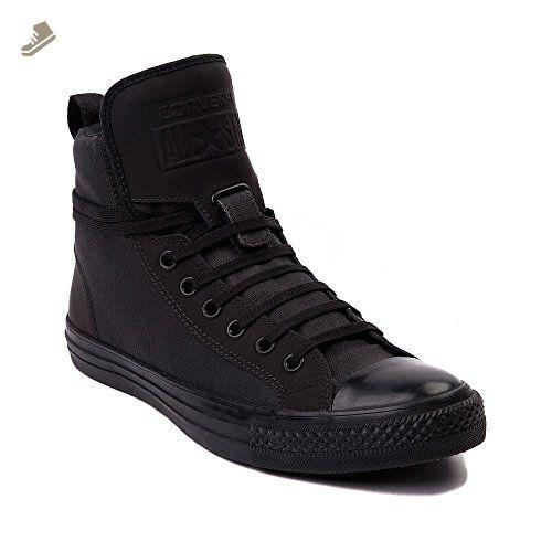 6d9bd08e39310 Converse Chuck Taylor All Star Ox Black/Egret/Black Denim 147037F ...