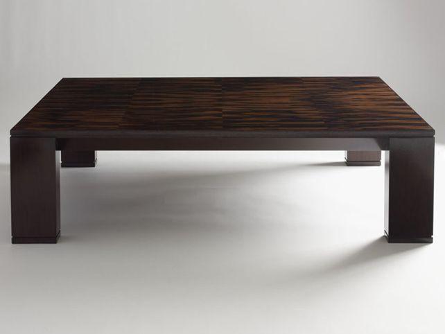 large dark wood coffee table dark