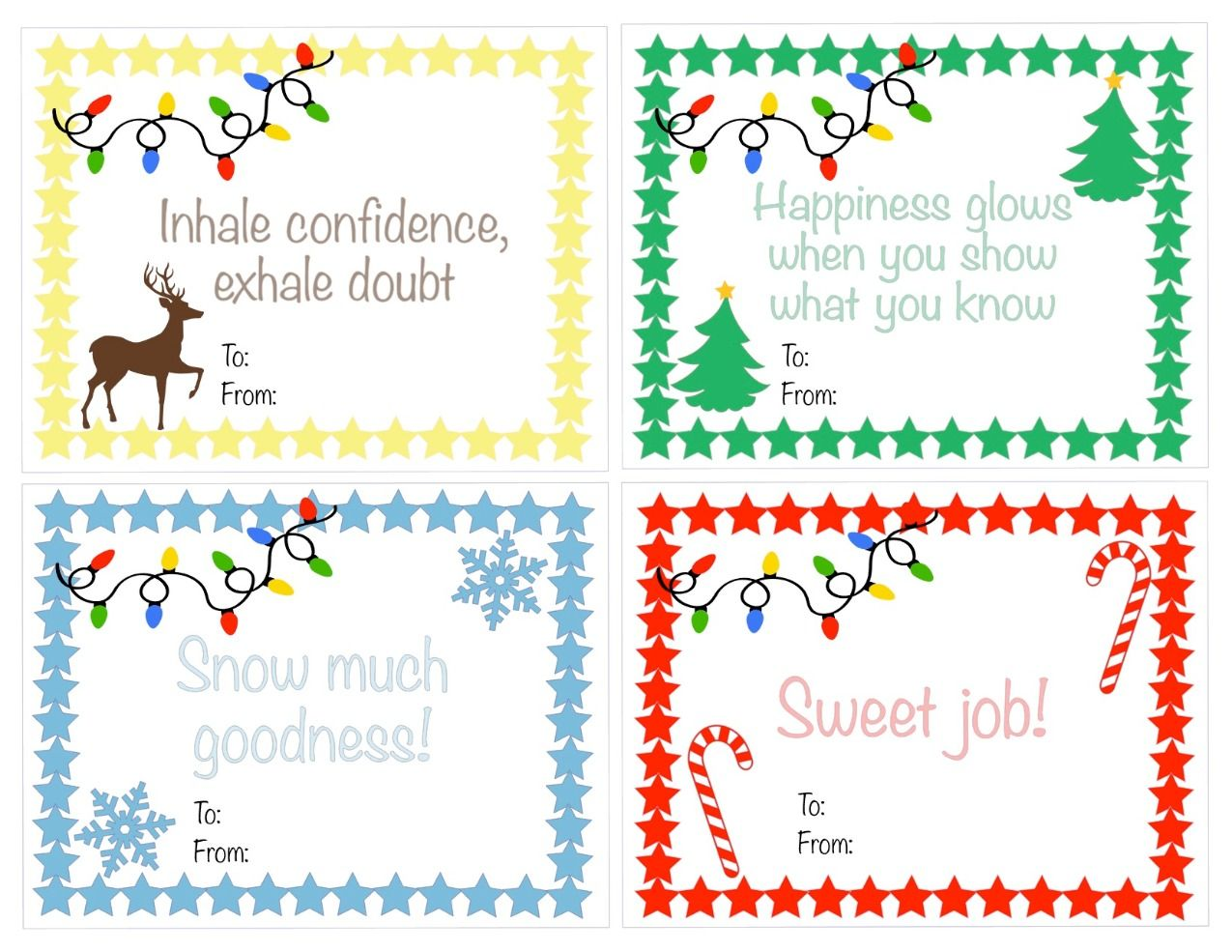 Holiday Cards Fun Christmas Cards Christmas Note Cards Thanksgiving Worksheets [ 985 x 1275 Pixel ]