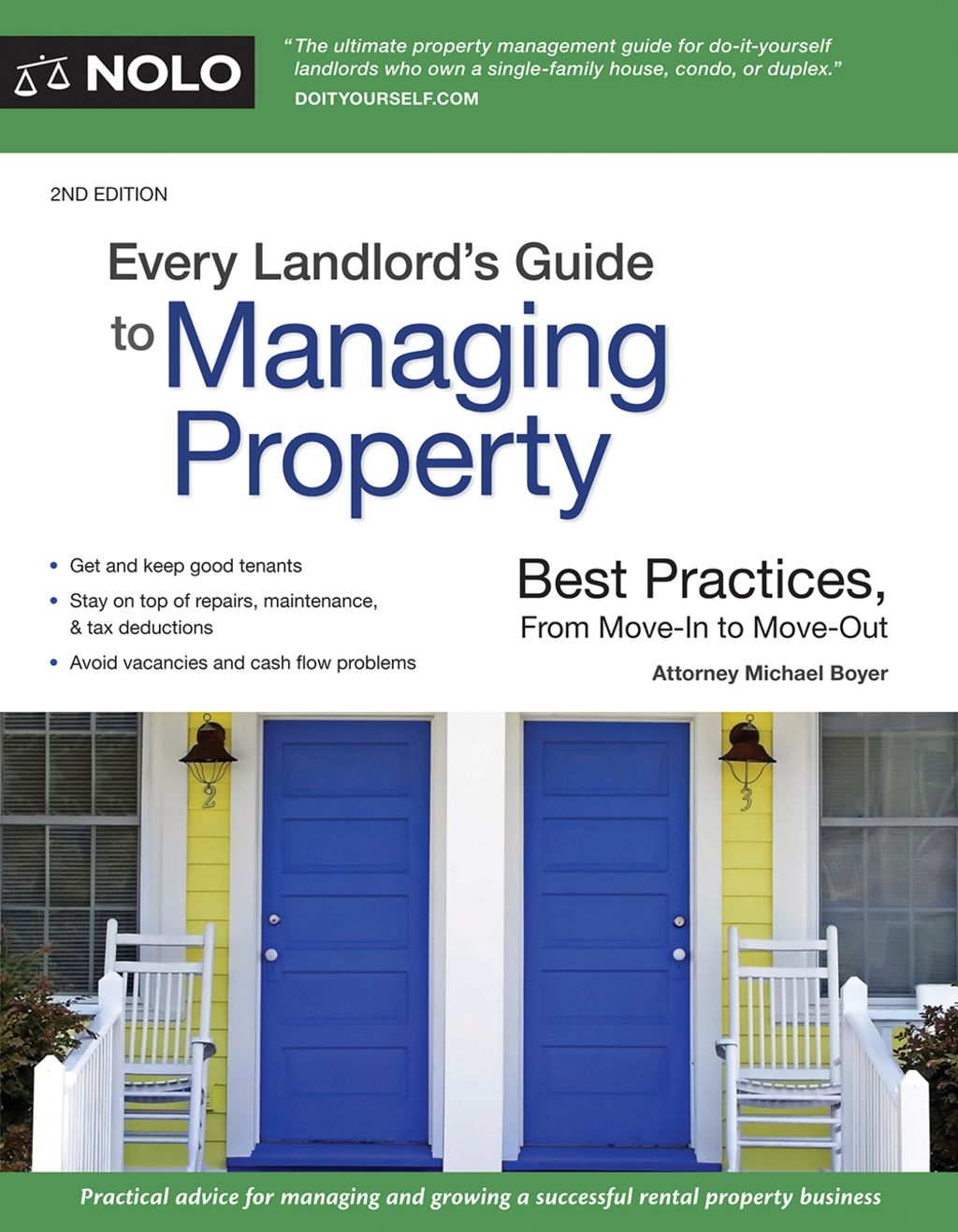 Every landlords guide to managing property ebook with