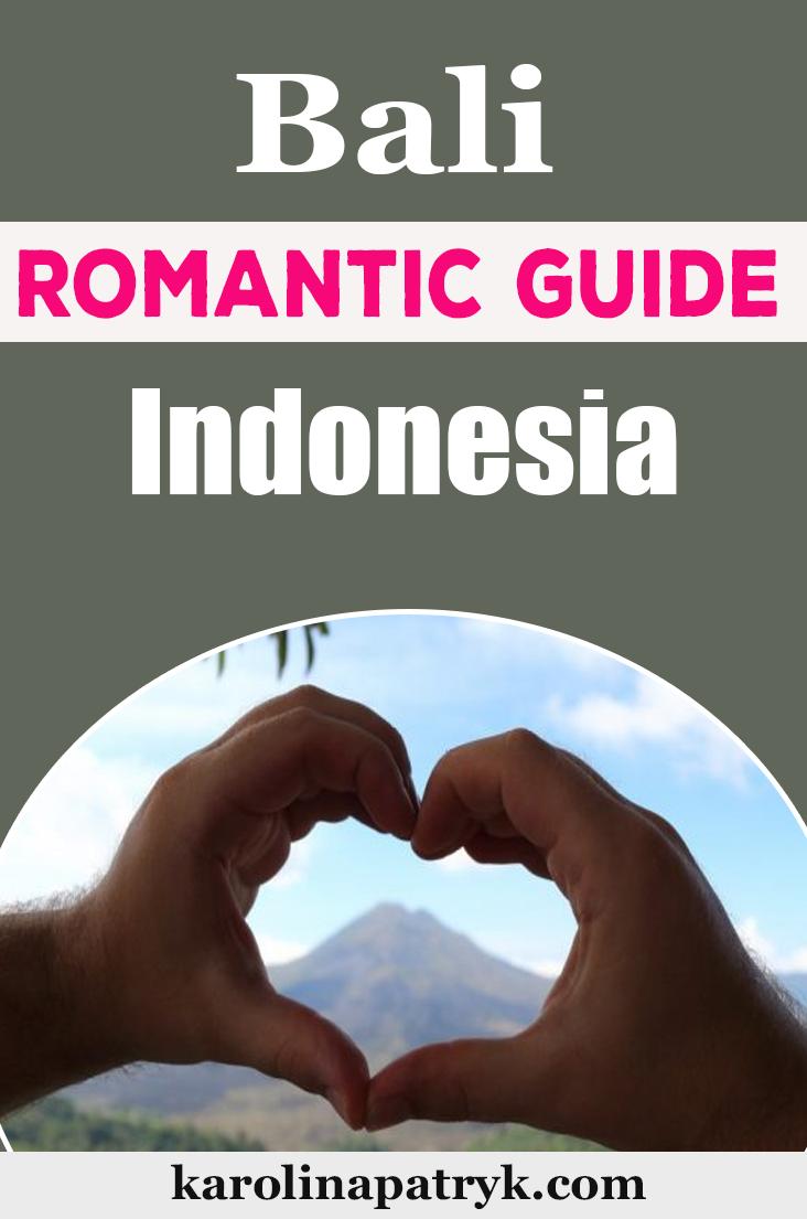Bali, Indonesia is a romantic place that you and your love one should visit! The depth of a Balinese experience is almost ineffable, as anyone who has been to this incredibly beautiful island can tell you. It is one of the world's most popular destinations for honeymooners. Check our blog, Bali Romantic Guide, Indonesia.   | Bali Romantic Guide Indonesia | Things to Do in Bali For Couples, Indonesia | Best places in Indonesia | Bali Travel Guide |  #BaliRomanticGuideIndonesia #Bali #Indonesia