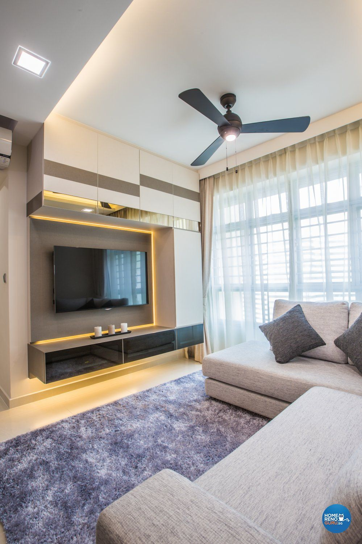 Hdb Two Room Bto 47: Interior Design Singapore, Design