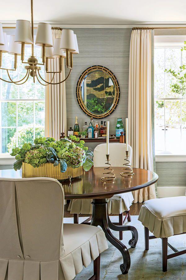 Inviting Dining Room Ideas Grasscloth Dining Room Dining Room