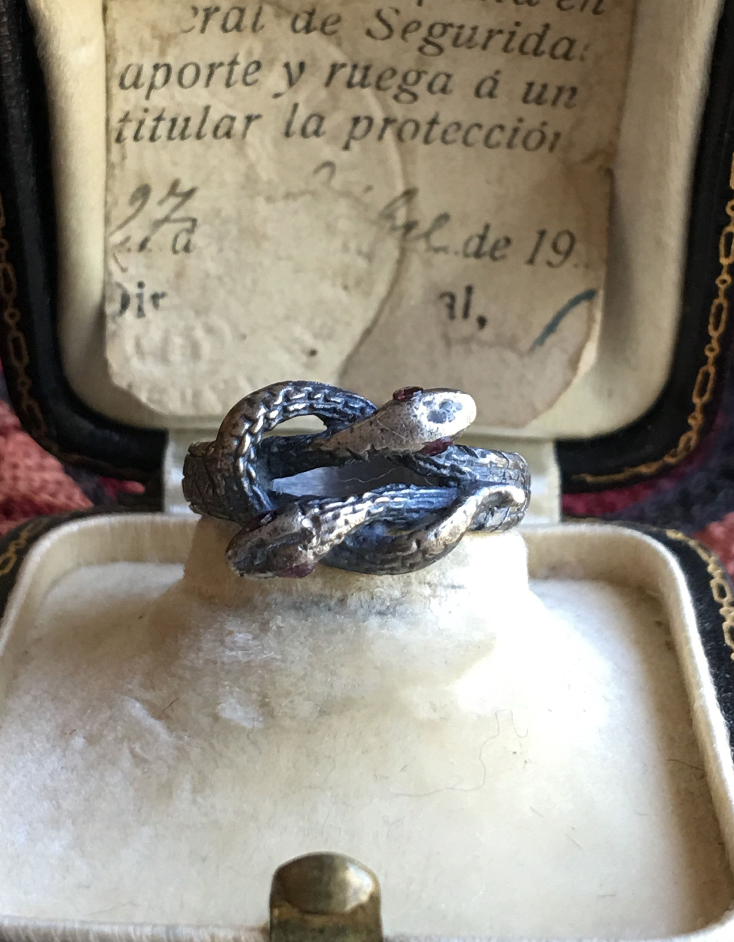 ring jewelry listing il serpent rings fullxfull zoom snake brass