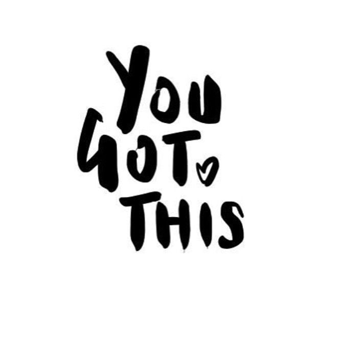 Reminder: you got this | The Red Fairy Project