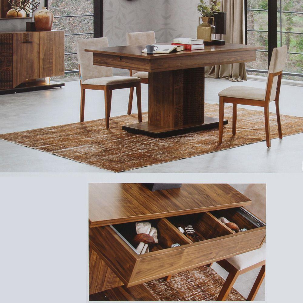 طاولة سفرة طاولة سفرة يوتريد اثاث صالة مطبخ عصري مميز انيق ضيوف طعام مائدة كراسي كنبة تركي تركيا Bar Table Home Decor Table
