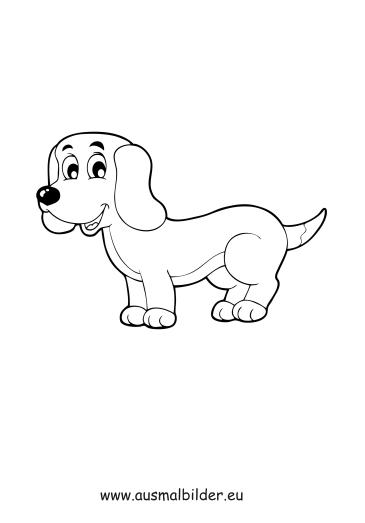 Ausmalbild Hund Zum Kostenlosen Ausdrucken Und Ausmalen Ausmalbilder Malvorlagen Hunde Ausmalbild Ausmalbilder Hunde Hunde Pfotenabdrucke Ausmalen