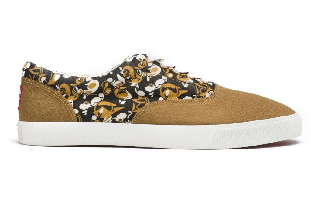 Men's Virtue Canvas Shoes-BucketFeet for MEN
