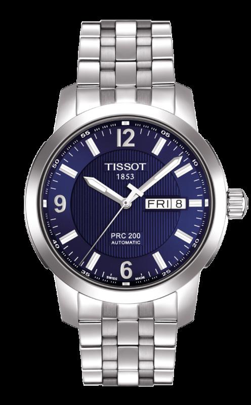 tissot prc 200 men s blue automatic sport watch wish list tissot prc 200 men s blue automatic sport watch