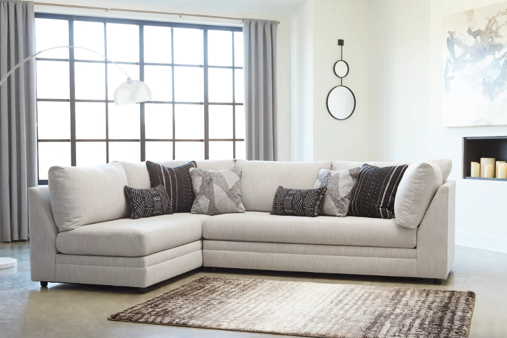 Neira 2 Piece Sectional Ashley Furniture Homestore Sectional Sofas Living Room Ashley Furniture Ashley Furniture Homestore