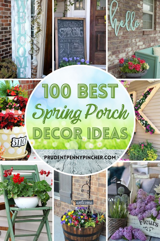 75 Best Spring Porch Ideas In 2021 Spring Porch Decor Spring Porch Front Porch Decorating