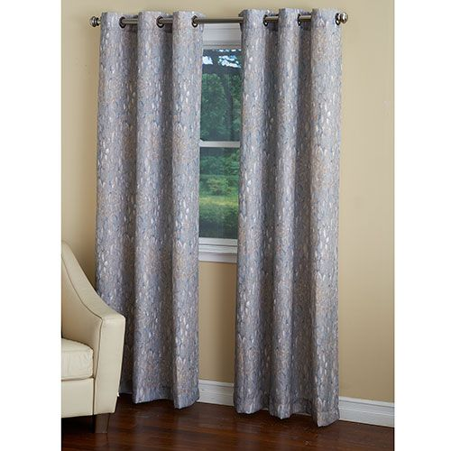 Halle Grommet Panel Grommet Curtains Panel Curtains Grommet Panels