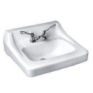 Wall Hung Sink American Standard Missouri 0436 004us Sink Wall Mounted Sink Porcelain Bathroom Sink