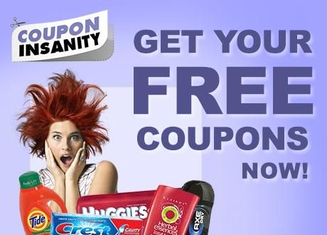 coupon insanity - Google Search