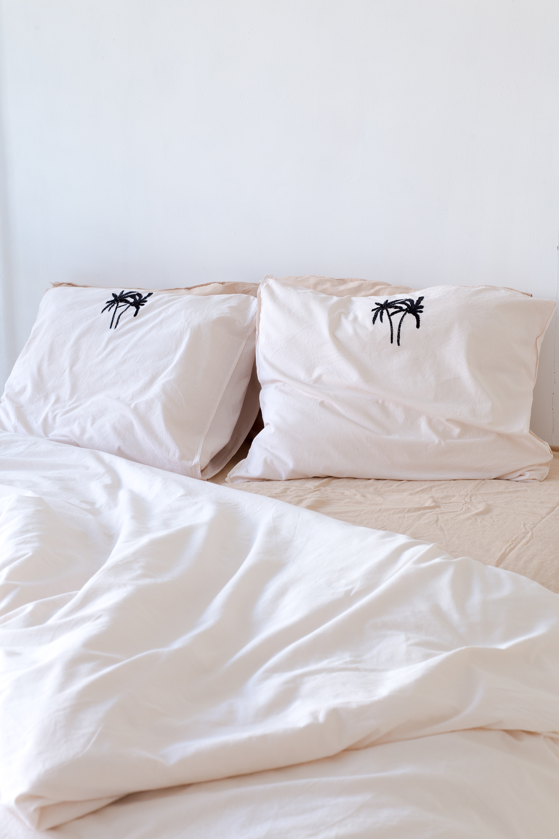 Crisp Bed Sheets