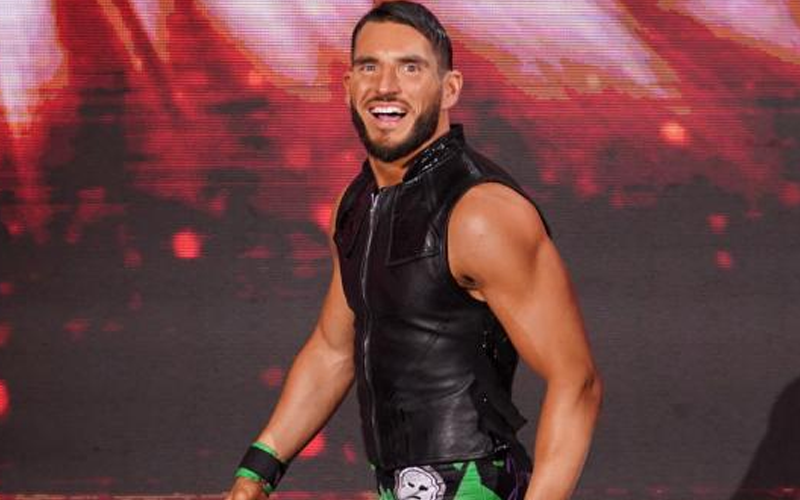 Johnny Gargano If I Wanted To Make It To Raw Smackdown I Would Have Already Done It In 2020 Johnny Wwe Wrestling Superstars