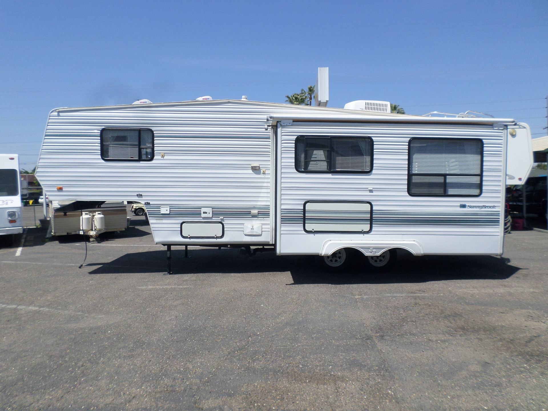 1996 Sunnybrook 5th Wheel 5th Wheels For Sale Used Trucks For