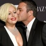 Lady Gaga + Taylor Kinney Reportedly Hold a 'Commitment Ceremony'
