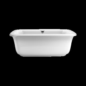 Maax 105756-000 Miles 6636 Freestanding Soaker Tub | Tubs, Small ...