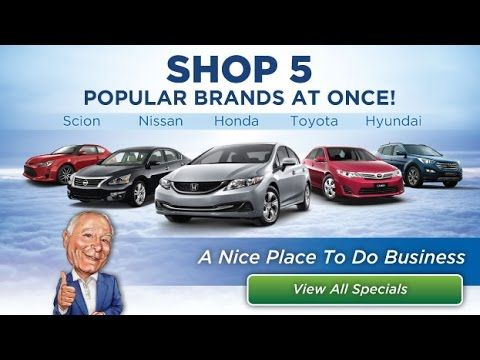 Promo #5: Shop 5 Top Brands at 1 location! Conicelli Autoplex! - YouTube @conicelli Autoplex. @YouTube : http://youtu.be/KcxPFzNe71M
