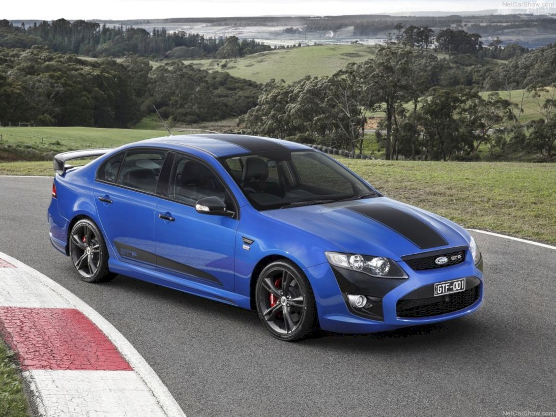 2014 Fpv Gt F 351 Ford Falcon Ford Ford Gt