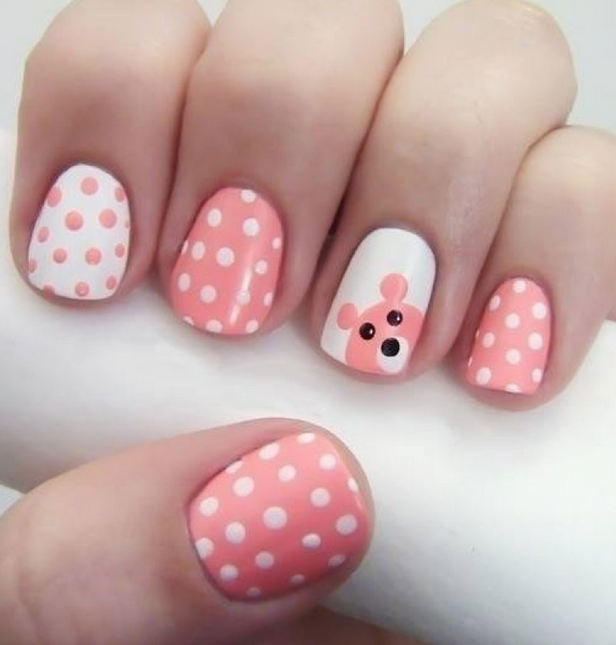 Nail art Kawaii | nail art fun | Pinterest | Kawaii, Ongles and Manicure