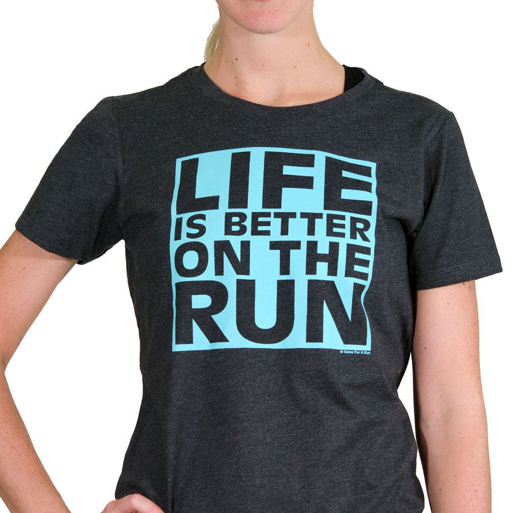 This site has some great runner\'s shirts. I predict some great ...