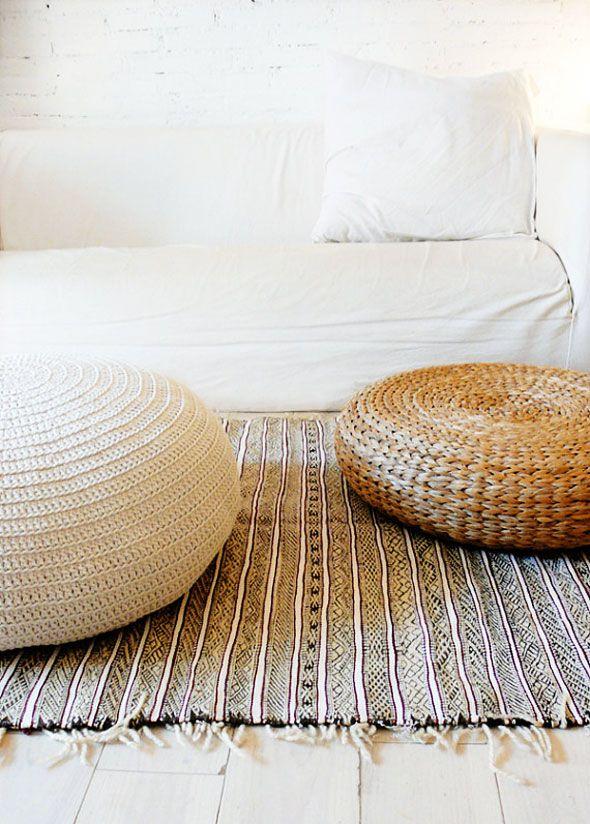 Tapis-Boucherouite-Crochet-La-Casa-de-Coto-Maroc-Espagne-1 : Salon ...