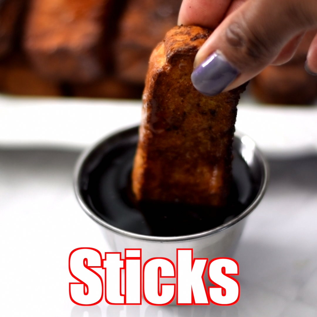 Easy Air Fryer French Toast Sticks is a quick recipe for a