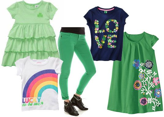 The cutest St. Patrick's Day Clothes for Boys and Girls | Patrick ...