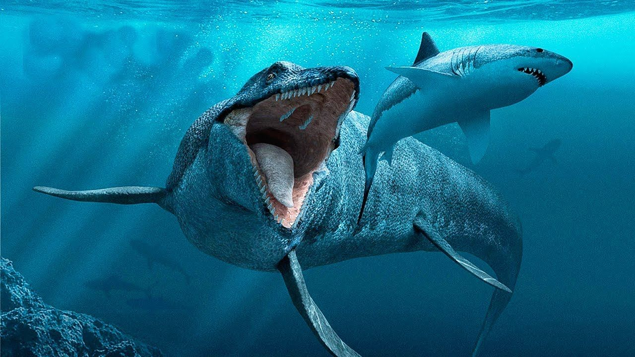 The Most Impressive SEA MONSTERS ( Amazing prehistoric animals) #prehistoricanimals