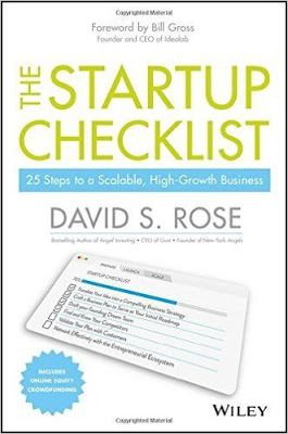 Free Download Or Read Online He Startup Checklist  Steps To A