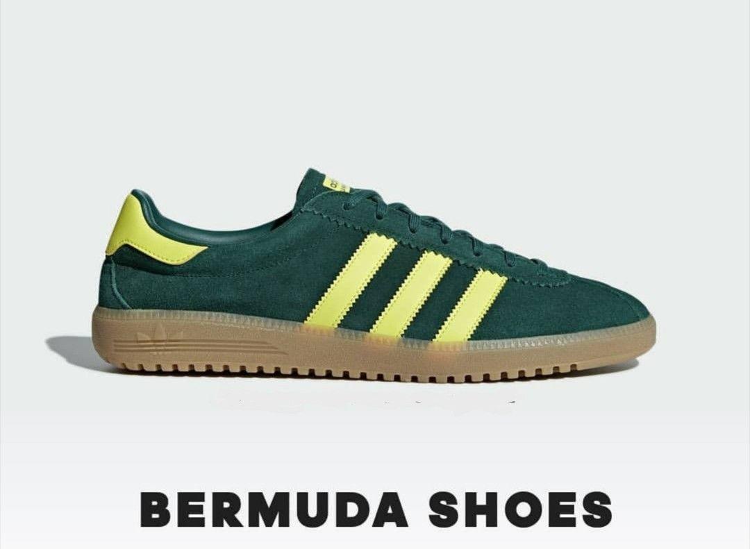 New Bermuda colourway | Vintage sneakers, Sneakers, Football