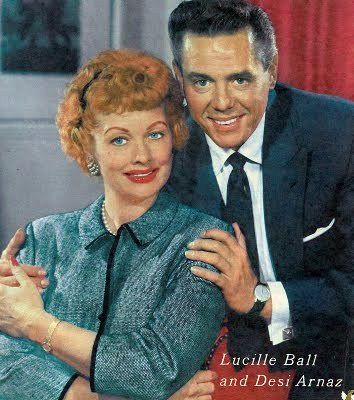 Lucy & Desi - Late 1950's