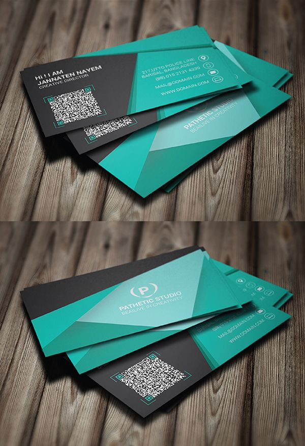25 Modern Business Cards Design Print Ready Business Cards