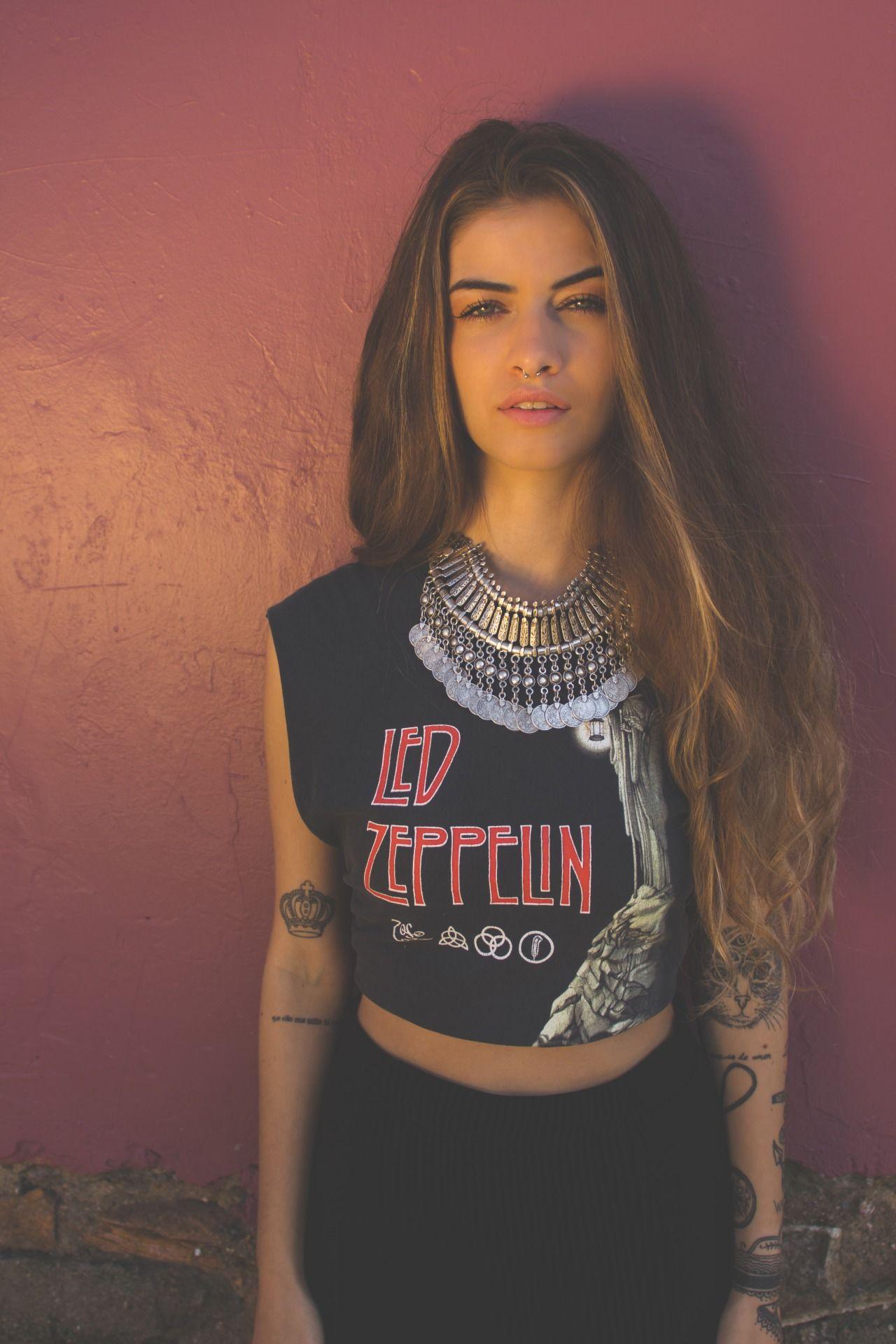 b4355bec4cfab Led Zeppelin girl