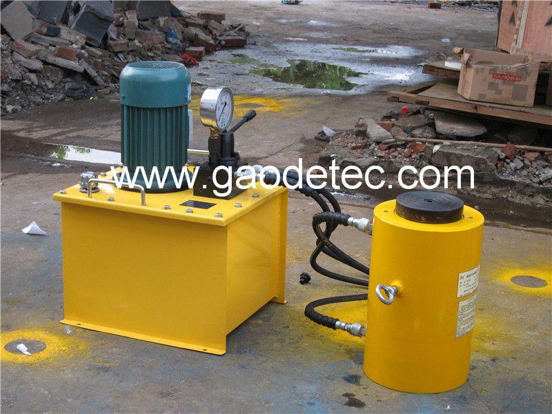 Double Acting Hydraulic Jack Supplier Hydraulic Pump Hydraulic Hydraulic Cylinder