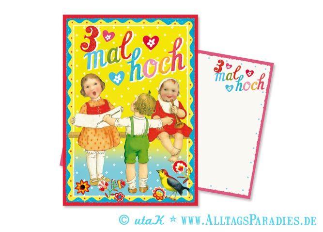 Postkarten III : Alltagsparadies