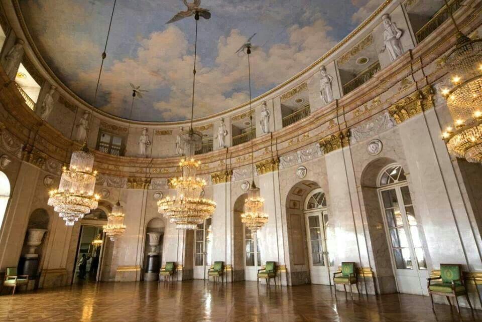Schloss Ludwigsburg Innen Inside Castles Castle Ludwigsburg