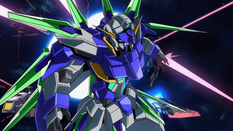 GUNDAM GUY: Gundam AGE Episode 48 'Flash of Despair' 第48話「絶望の煌き」- Image Gallery [81 Images]