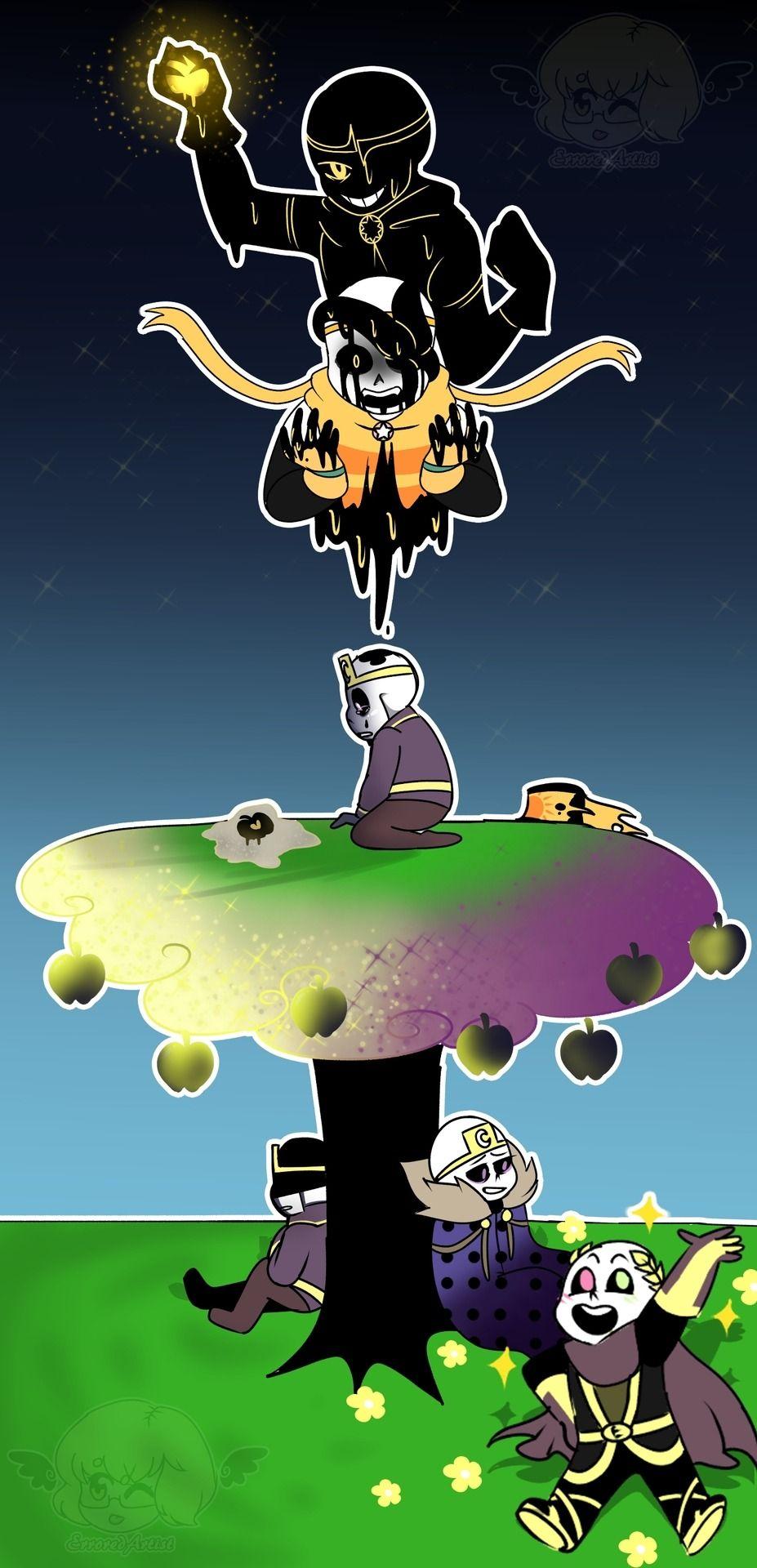 Shattered Dreams Comic | dreamtale