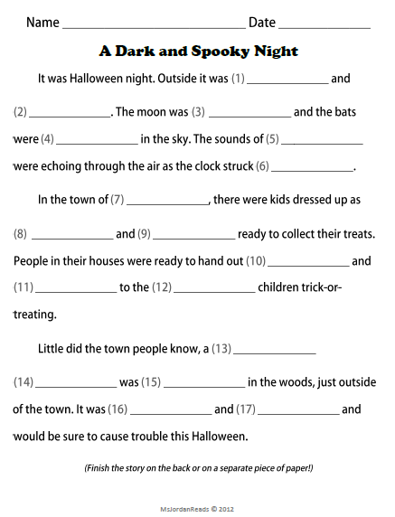 have a spooky halloween halloween stories for kidshalloween - Halloween Stories Kids
